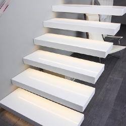 Лестницы и ступени из искусственного камня
